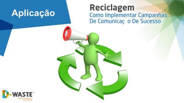 Reciclagem poster