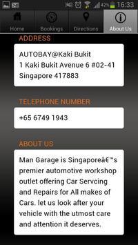 Man Garage apk screenshot