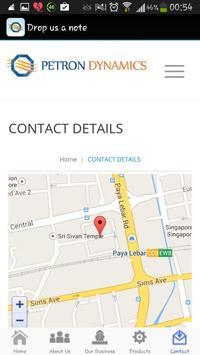 Petron Dynamics apk screenshot