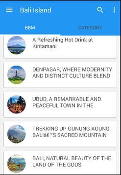 Bali Island apk screenshot