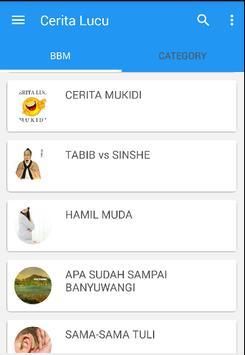 Cerita Lucu 2016/2017 apk screenshot