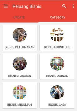 Peluang Bisnis 2016/2017 poster