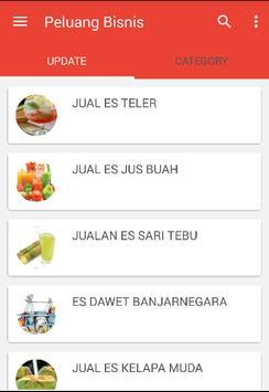Peluang Bisnis 2016/2017 apk screenshot