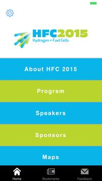 HFC 2015 International Summit poster
