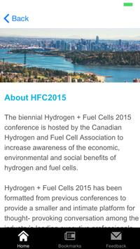 HFC 2015 International Summit apk screenshot