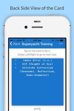 Superyacht Training apk screenshot