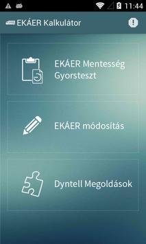 EKAER Kalkulátor poster