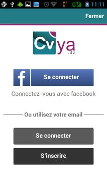 CVya apk screenshot
