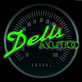 DellsAuto.com used car dealer icon