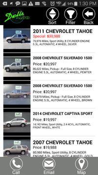 DellsAuto.com used car dealer apk screenshot