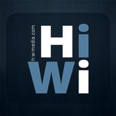 HiWi Media icon