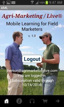 Agri Marketing Live poster