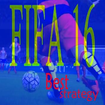 Best Strategy play FIFA16 apk screenshot