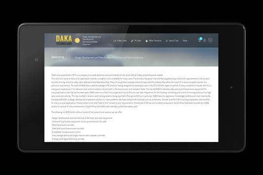 DAKA Technology apk screenshot