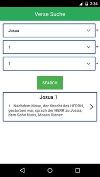 German Bible Offline apk screenshot