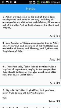 ESV Bible Offline apk screenshot