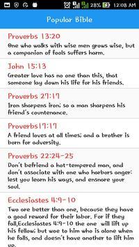 NLT Bible Offline apk screenshot