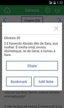 Portuguese Bible Offline apk screenshot