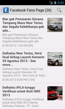 Daihatsu Padang apk screenshot