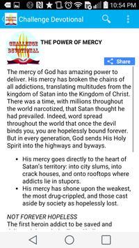 Daily Challenge Devotional apk screenshot