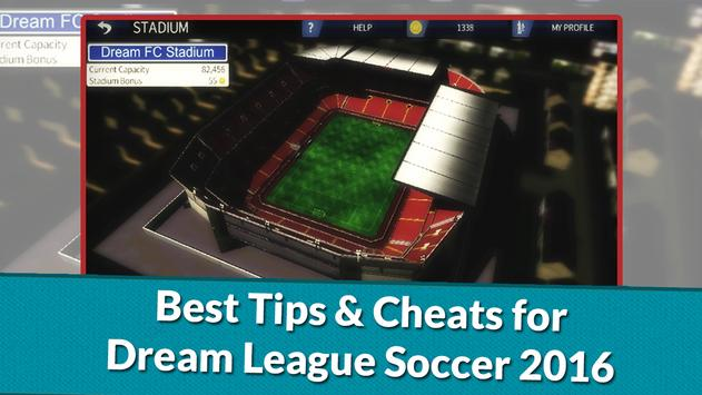 Guide for Dream League Soccer. poster