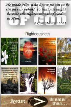 Daily Grace - Righteousness apk screenshot