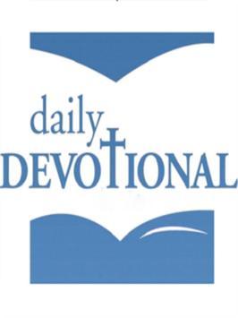 Daily Bible Devotion apk screenshot