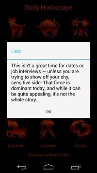 Daily Horoscope apk screenshot