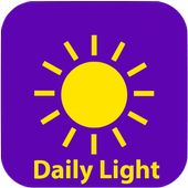 Daily Light Devotional icon