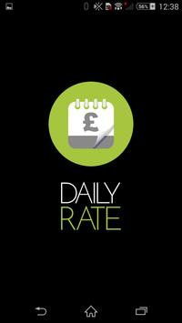 Daily Rate poster