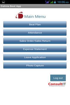 Dalmia Continental Sales Force apk screenshot