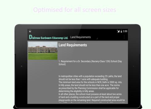 Dalimss Sunbeam Educomp apk screenshot