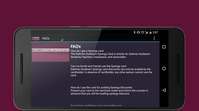 Dalimss Synergy apk screenshot