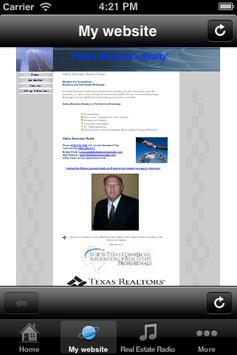 DallasBusinessRealty apk screenshot