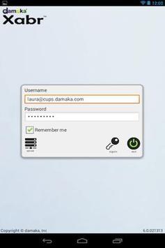 Xabr for Cisco apk screenshot