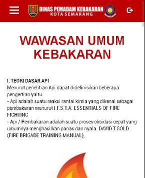 Siaga Damkar Semarang apk screenshot