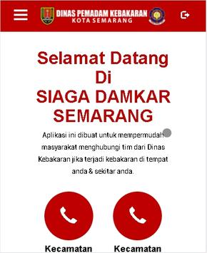 Siaga Damkar Semarang poster