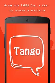Free Calls Guide for Tango App poster