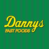 Dannys Fast Food icon