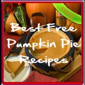 Free Pumpkin Pie Recipes icon