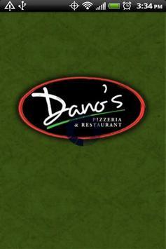 Dano's Pizzeria poster