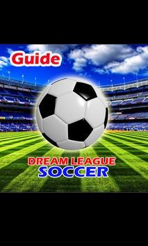 Guide Dream League Soccer Pro poster