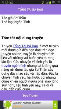 Tong tai ba dao - FULL apk screenshot