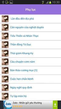 Quy Sai - Ngon Tinh - FULL apk screenshot