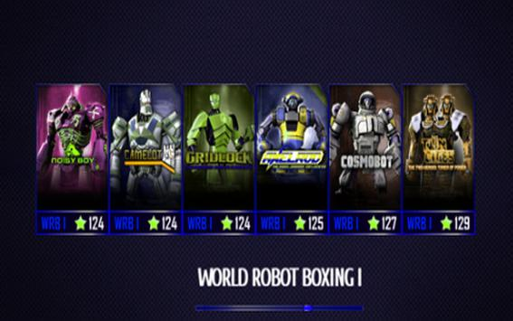 Real boxing guide steel v.3 apk screenshot
