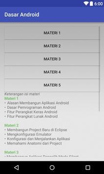 Basic Android apk screenshot