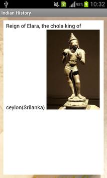 IndianHistory apk screenshot