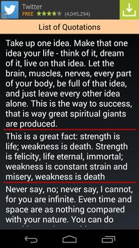 Quotation of the Day apk screenshot
