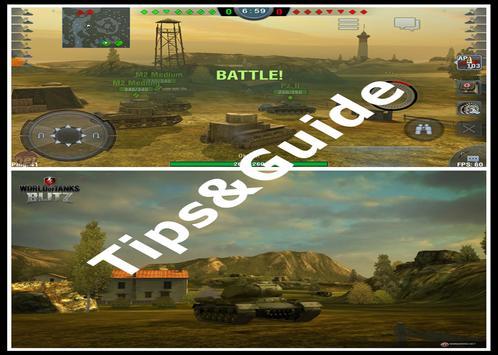 Guide for World of Tanks Biltz apk screenshot