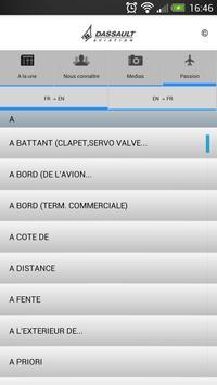 Dassault Aviation apk screenshot